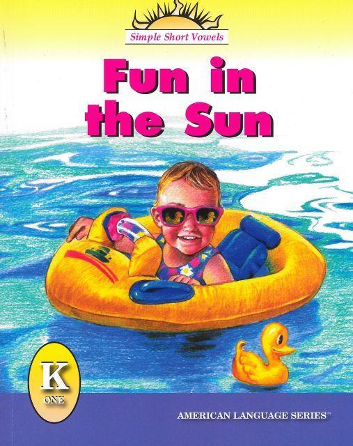 AMERICAN LANGUAGE SERIES: FUN IN THE SUN