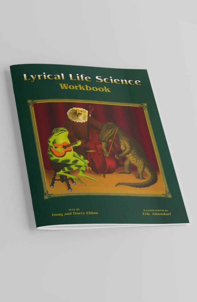 Lyrical Life Science, Vol. 1 - Workbook only