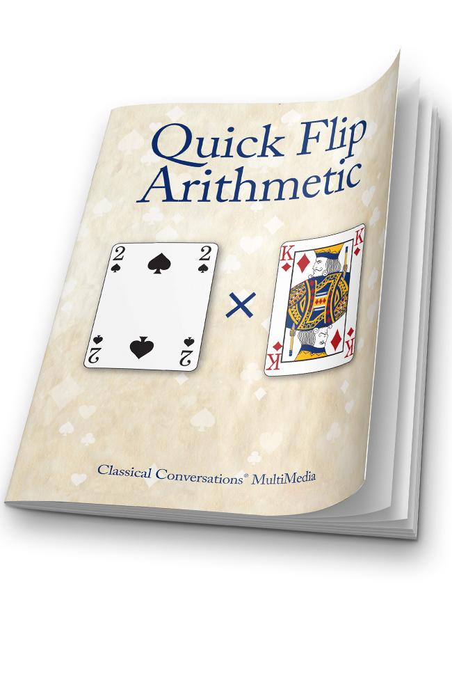 QUICK FLIP ARITHMETIC - Temporarily Out of Stock