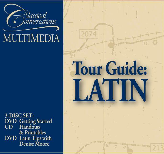 TOUR GUIDE: LATIN (DVD)