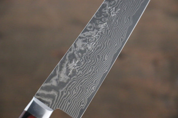 Yoshimi Kato VG10 nickel Damascus Petty-Utility Japanese Chef Knife 150mm
