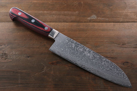 Kanetsune VG10 Santoku Japanese Chef Knife 165mm