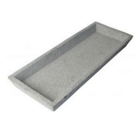 Concrete Tray - Natural