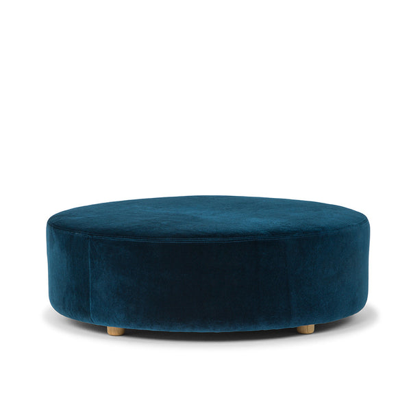 Blue Drum Ottoman - Me & My Trend - Available at Pippy