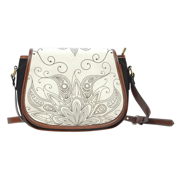 Henna Saddle Bag