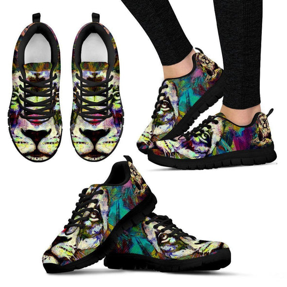 Womens Lion Sneakers V2.