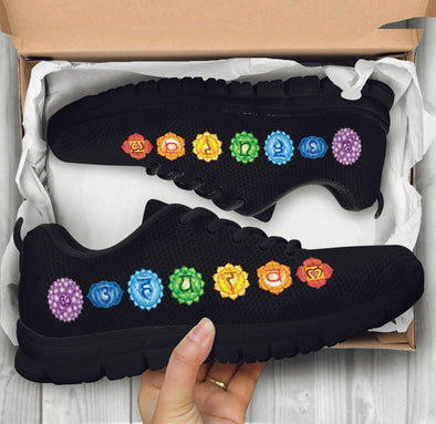 Limited Time 60% Colorful Chakra Handcrafted Sneakers