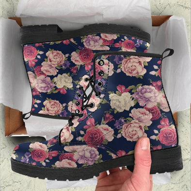Handcrafted Roses 1 Boots