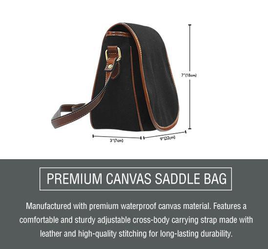 Lion Saddle Bag V3