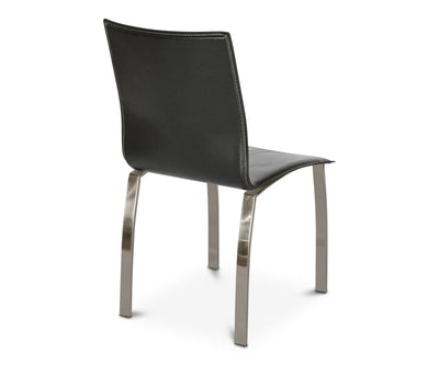 Jelena Dining Chair Brown A312 - Scandinavian Designs