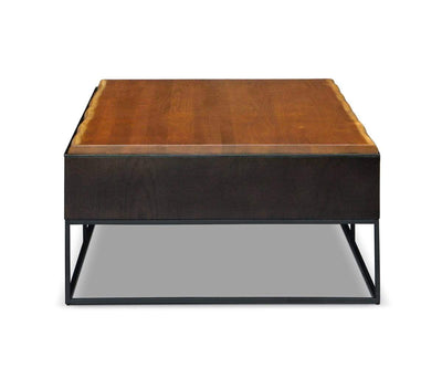 Hasse Coffee Table Timber Brown - Scandinavian Designs