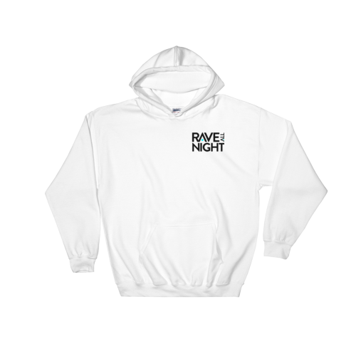 RaveAllNight Team Hoodie - Rave All Night