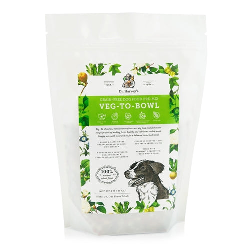 Dr Harvey's Veg-to-Bowl Dog Food