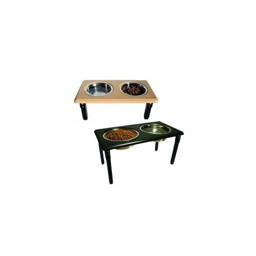 Ethical Pets Posture Pro Adjustable Double Diner