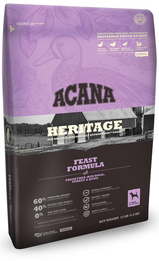 ACANA Feast Dog Food