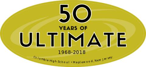50 Years of Ultimate