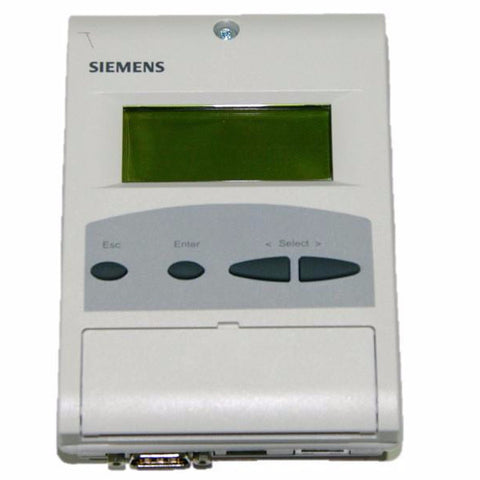 Siemens AZL52.40B1 Display