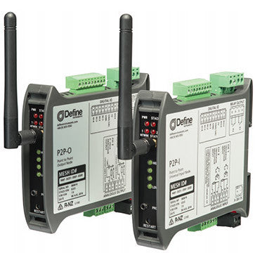 Define Instruments Twin Link Point-to-Point Wireless System