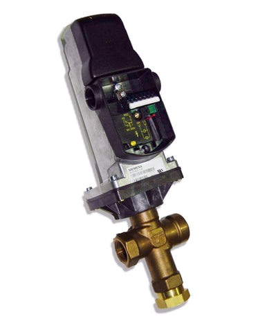 Siemens VOG15 Oil Safety Shutoff Valve