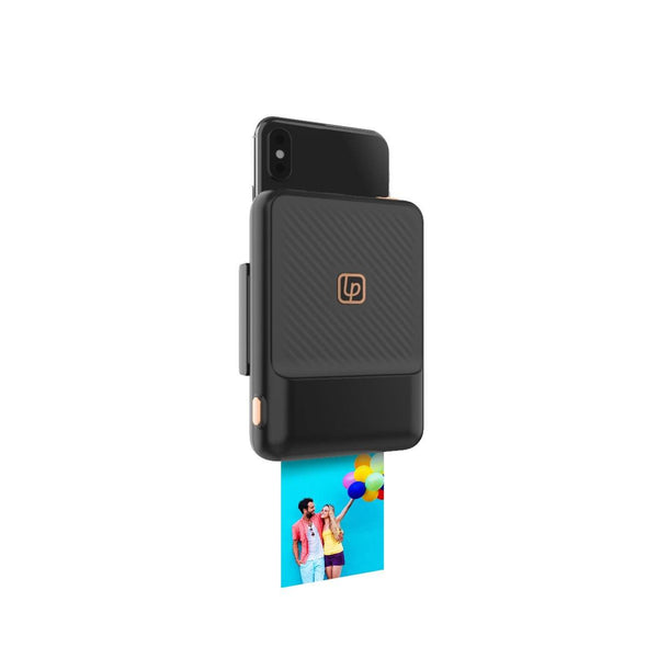 Lifeprint Instant Print Camera for iPhone (Black)