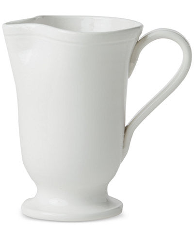 Fresh Large Footed Pitcher