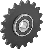 #35 Idler Sprocket for EECO's SR1-1 Sidewall Remover