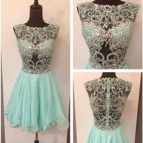 New Arrival mint gorgeous  freshman formal cocktail homecoming prom gown dresses,BD00144