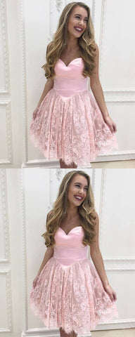 products/Custom_Sweetheart_Short_Pink_Lace_Homecoming_Dresses_2018_CM522.jpg