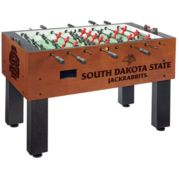 South Dakota Logo Foosball Table - Foosball Master