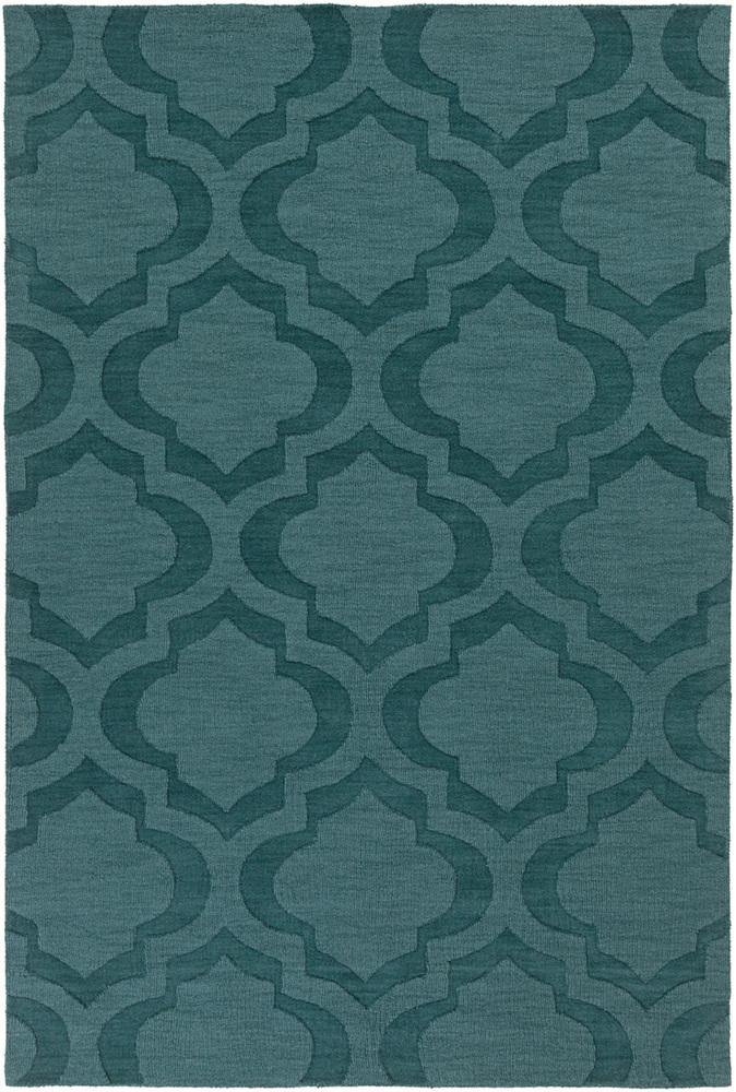 Artistic Weavers Central Park AWHP-4010 Teal Area Rug