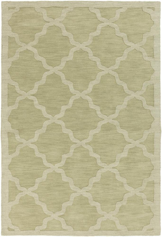 Artistic Weavers Central Park AWHP-4016 Grass Green Area Rug