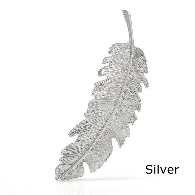 1 Piece Leaf  Hair Clip - Trend-gem