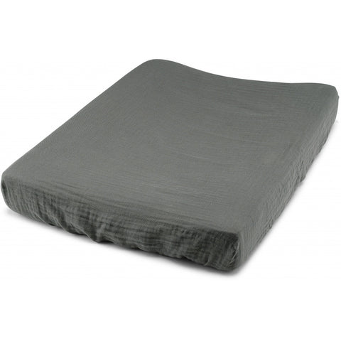 Konges Sløjd Fitted Sheet for changing cushion Teal
