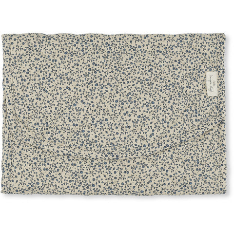 Konges Sløjd Changing Pad Blue Blossom Mist
