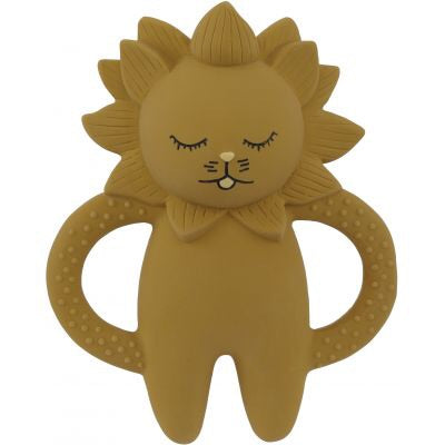 Konges Sløjd Teether Soother Lion