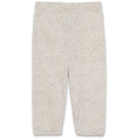 Konges Slojd Pants Deux Caramel Mini Dots