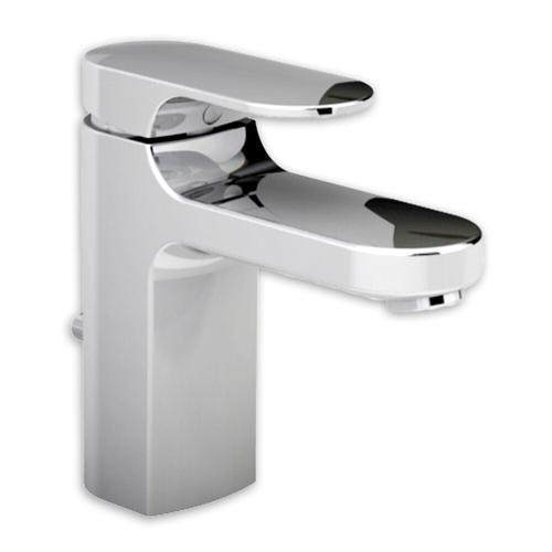 "American Standard Bathroom Sink Faucet Polished Chrome American Standard  ""Moments"" Single Hole Bathroom Sink Faucet"