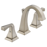 Delta bathroom sink faucet Delta Dryden: Two Handle Widespread Lavatory Faucet