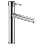 Delta kitchen faucet Delta Trinsic: Single Handle Kitchen Faucet