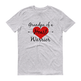 Grandpa of a Heart Warrior CHD Heart Defect Unisex Shirt - Choose Color - Sunshine and Spoons Shop