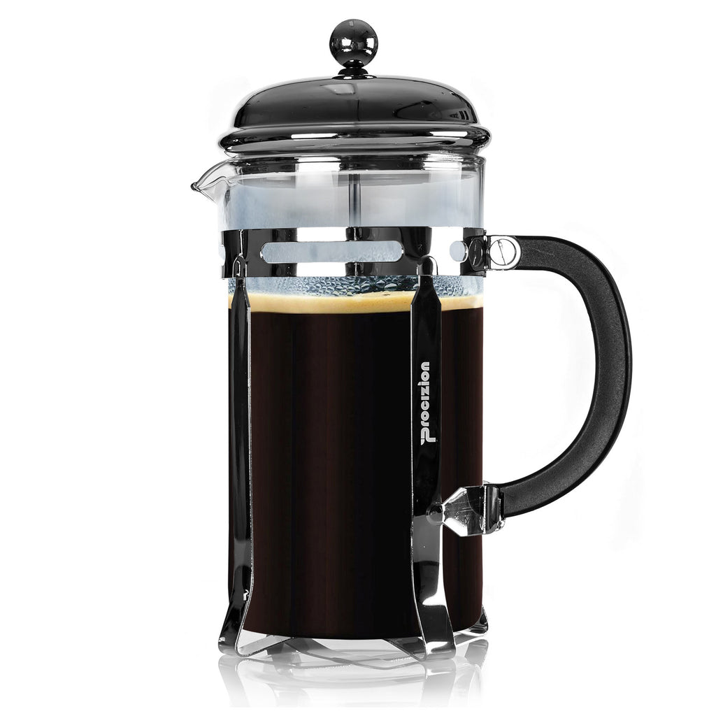 French Press Coffee Maker - 34 oz / 8 Cup (1 Liter)