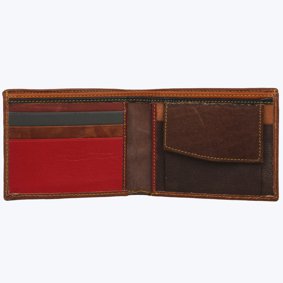 Brown Fold wallet