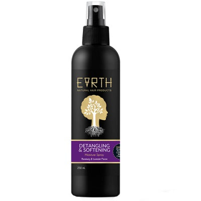 Earth Hair Detangling & Softening Moisture Spray