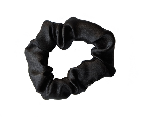 Archaic Human Satin Hair Scrunchie