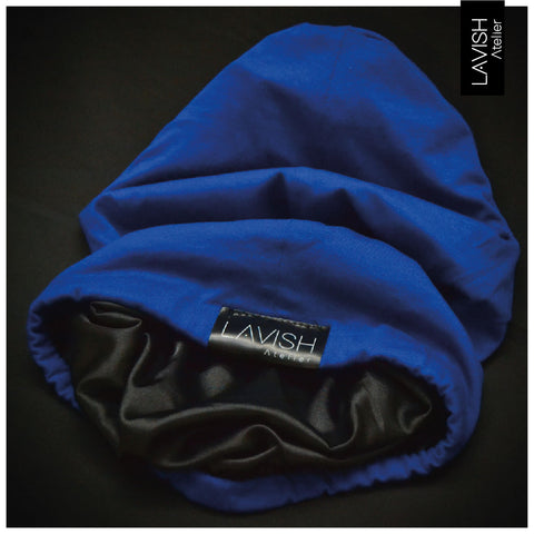 Sleek Beanie Archaic Human Blue