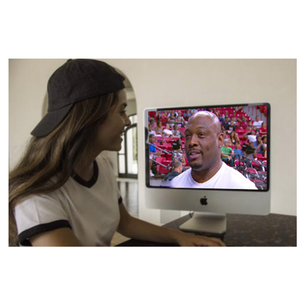 Mitch Richmond LIVE Video Chat