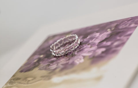 The Hearty Ring (Ring) - Chizmiiz Boutique