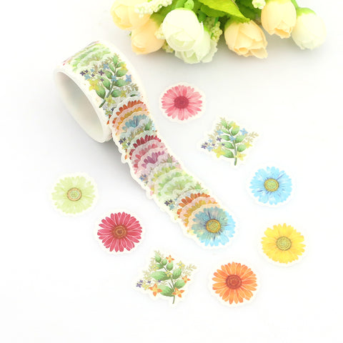 Blooming Blossoms Washi Stickers