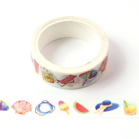 Summer Fun Washi Tape