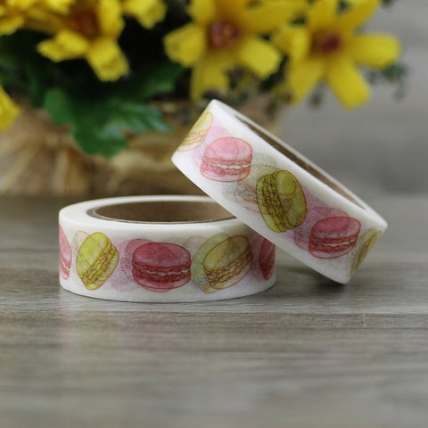 Marvelous Macarons Washi Tape